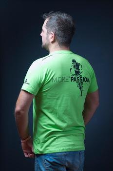 póló r more passion zöld h