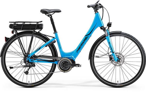 eCity 600 EQ kék