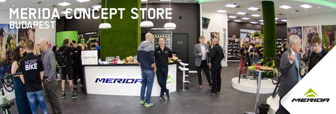 f1f1243cdd30 Megnyílt a Merida Concept Store! - BikeFun