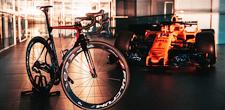 McLaren anunță parteneriat cu echipa Bahrain Merida