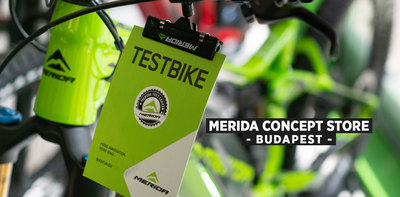 Merida Concept Store & E-Bike Tesztcenter