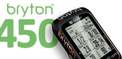Bryton Rider 450