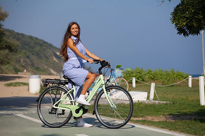Adriatica Sity Max ebike teszt