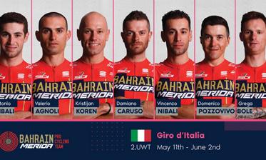 Vincenzo Nibali: Turul Italiei va fi o adevarată luptă, dar din cauza asta îmi și place!