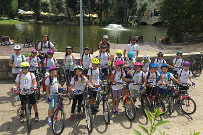 Merida kerékpáros gyerektábor 2019.