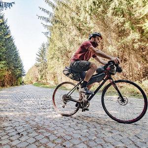 BikePacking: 5 peaks 500 tour