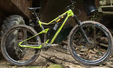 Wideopen Mountainbike a testat noua One-Twenty 8000 şi a rămas impresionată