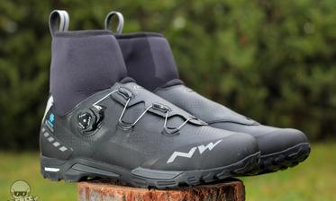 Pantofii de iarnă NW X-Raptor Arctic GTX testaţi cu succes de Freerider.ro