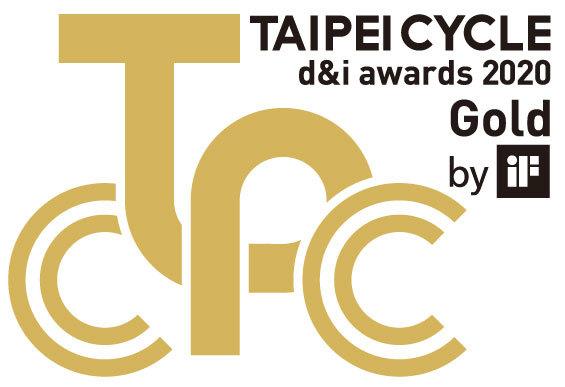 TAIPEI CYCLE d&ampi GOLD Award 2020