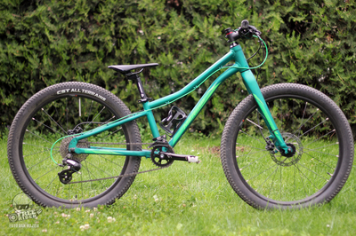 Merida MATTS J24 Plus, excelent test realizat de Freerider.ro