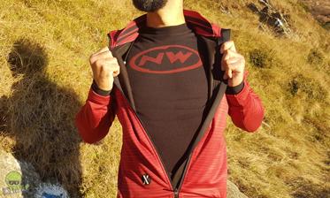 Freerider.ro a testat bluza de corp Northwave Evolution