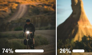Mersul cu bicicletă noaptea – Da sau Nu?