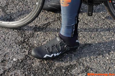 Northwave Flash GTX teszt – Országúti cipő télre