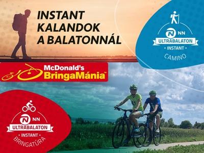 221 kilométernyi boldogság a Balaton körül!