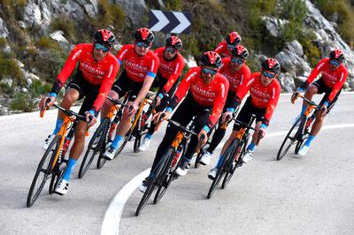 Tour de Hongrie: jön a Bahrain Victorious!