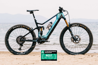 Merida eONE-SIXTY 10K, încoronată cea mai buna din testul E-Mountainbike!