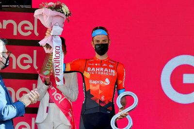Damiano Caruso termină Turul Italiei 2021 pe locul 2!